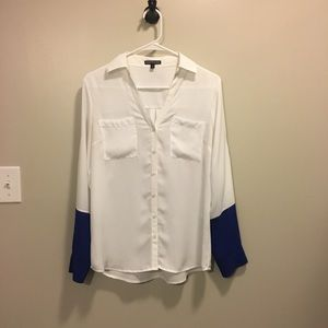 Express business shirt